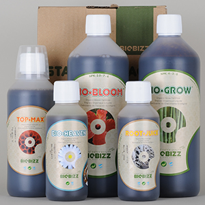 Biobizz komplet startpakke