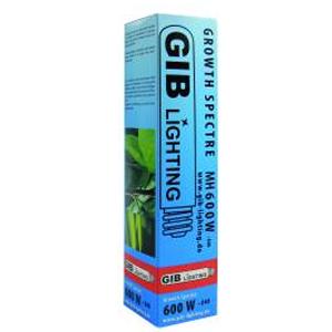GIB 600W MH-vækstpære