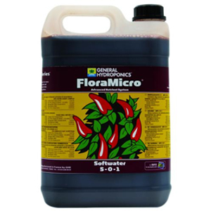 GHE FloraMicro 5L Softwater