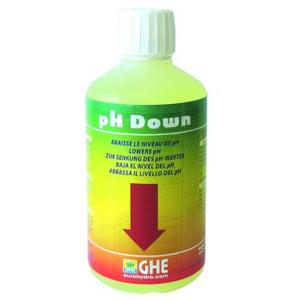 GHE 500mL pH down