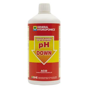 GHE 1L pH down