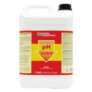 GHE 5L pH down