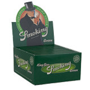Smoking Green 1ks