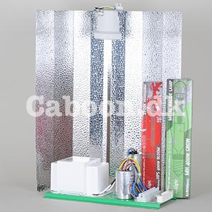 Lampesæt 400W MH + HPS eksl. ledninger
