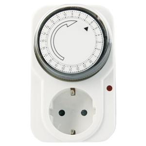 Mekanisk Timer 230 V.