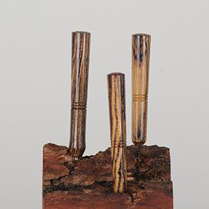 Jointrør - Rio Grande Palisander 6 cm