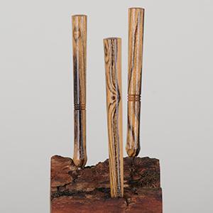 Jointrør - Rio Grande Palisander 8 cm