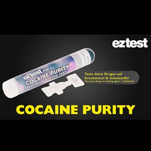EZ Test - Cocaine Purity, 1 stk