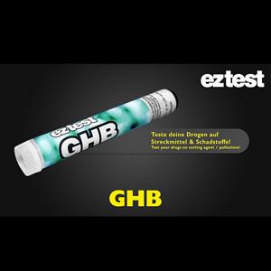 EZ Test GHB, 1 stk