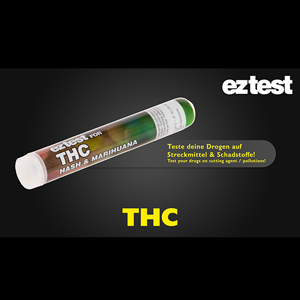 EZ Test - THC, 1stk