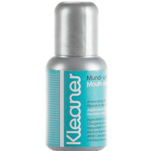 Kleaner, lille 30 mL