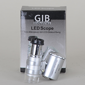 GIB LED Mikroskop 60x