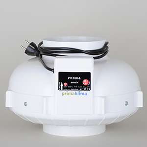 PK Ufo Ventilator 160 mm – 800m3/t