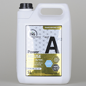 BiG Part A Power House 5L