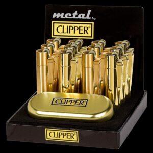 guld metal clipper