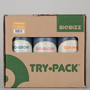 Biobizz Indoor TRY-PACK startpakke