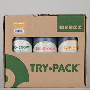Biobizz Indoor TRY-PACK startpakke