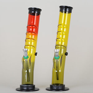 Acryl Bong 26 cm. ass. farver