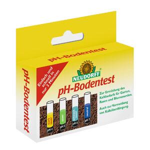 Neudorf pH test af jord