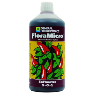 GHE FloraMicro 1L Softwater