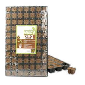 Easy Plug 77stk vækst kuber i bakke