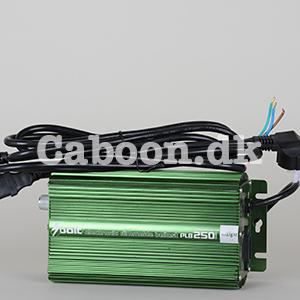 BOLT - 250W Justerbar (125W-275W) Elektronisk Ballast 220V