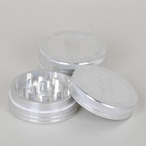 Grinder - Magno Mix 2 part Ø:50mm i sølv
