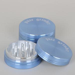Grinder - Pure 2 part Ø:55mm i blå