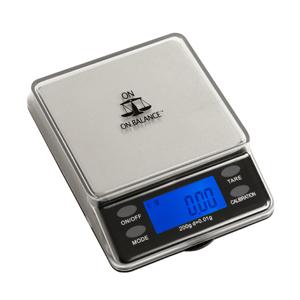 On Balance MTT-200 0,01 digitalvægt