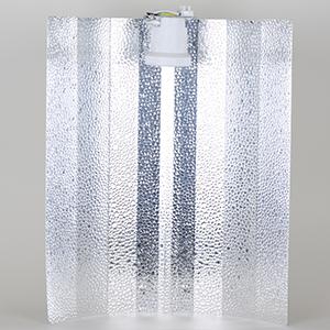 Reflektor - Stucco Skærm 50 x 50 cm inkl. fatning (E:40)