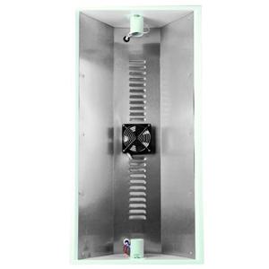 Dobbelt CFL Reflektor, inkl. nedkølende blæser