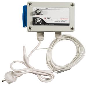 GSE Temperatur Kontrol
