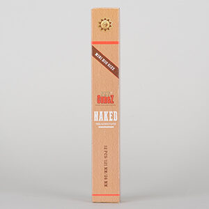 FLY 12stk Pre-Rolled Unbleached Mini Big Cones