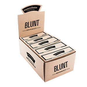 Smokers Choice Filtertips - Brun, blunt size 1ks