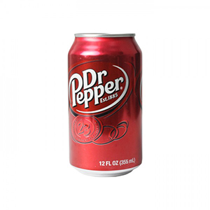Stash Can - Dr Pepper