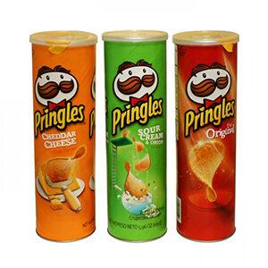 Stash Can - Pringles, ass.