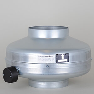 Chaysol Ventilator, i rustfrit stål, Ø:160 mm, 760m3/t