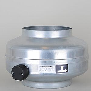 Chaysol Ventilator, i rustfrit stål, Ø:200 mm, 1080m3/t