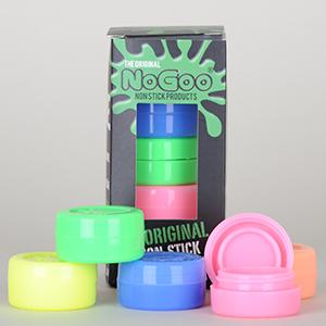 NoGoo 5stk Pakke - The Original Non-Stick Container