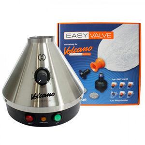 Volcano Classic Vaporizer, m. Easy Valve starterkit