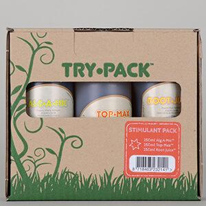 Biobizz Stimulant TRY-PACK startpakke