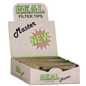 REAL Master Filtertip 1ks