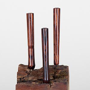 Luksus Jointrør - Cocobolo 6 cm