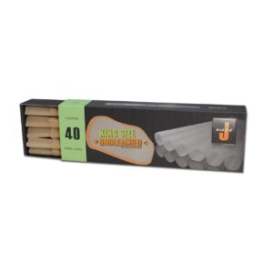 J Ware Cones 40 Stk Kingsize Pre-Rolled ''Unbleached''