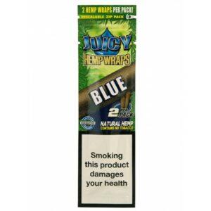 Juicy J Hemp Wrap ''Blue''