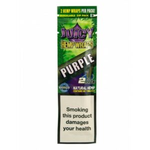 Juicy J Hemp Wrap ''Purple''