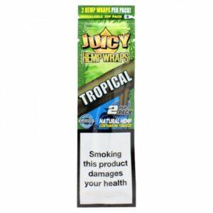 Juicy J Hemp Wrap ''Tropical''